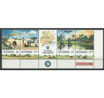 Znaczek Botswana 2000 Mi 706-709 Czyste **