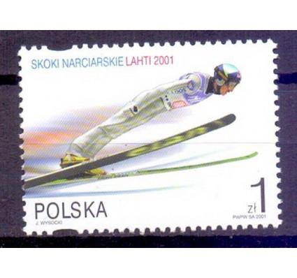 Znaczek Polska 2001 Mi 3878 Fi 3730III Czyste **