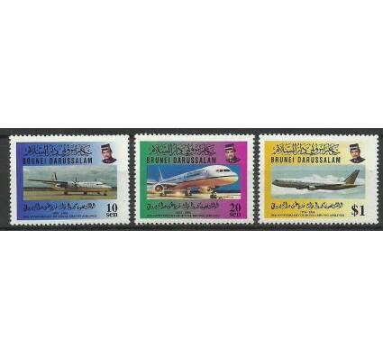 Znaczek Brunei 1994 Mi 484-486 Czyste **
