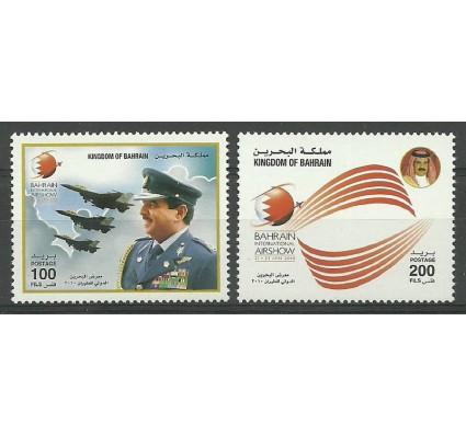 Znaczek Bahrajn 2010 Mi 879-880 Czyste **