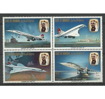 Znaczek Bahrajn 1976 Mi 248-251 Czyste **