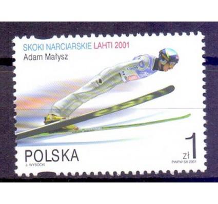 Znaczek Polska 2001 Mi 3879 Fi 3730I Czyste **