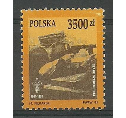Znaczek Polska 1991 Mi 3360 Fi 3212 Czyste **