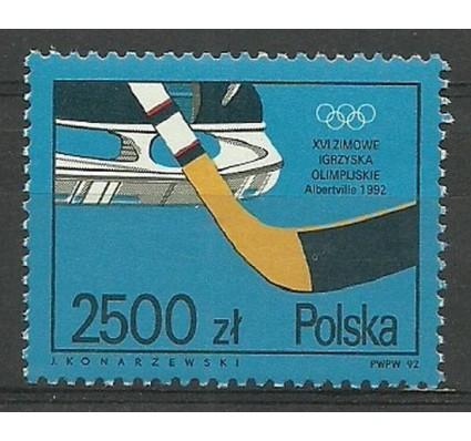 Znaczek Polska 1992 Mi 3370 Fi 3222 Czyste **