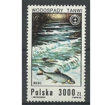 Znaczek Polska 1992 Mi 3381 Fi 3233 Czyste **
