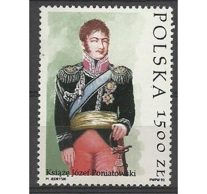 Znaczek Polska 1992 Mi 3383 Fi 3235 Czyste **