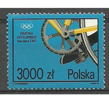 Znaczek Polska 1992 Mi 3391 Fi 3243 Czyste **