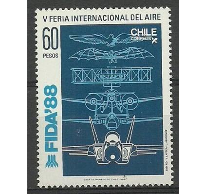 Znaczek Chile 1988 Mi 1219 Czyste **