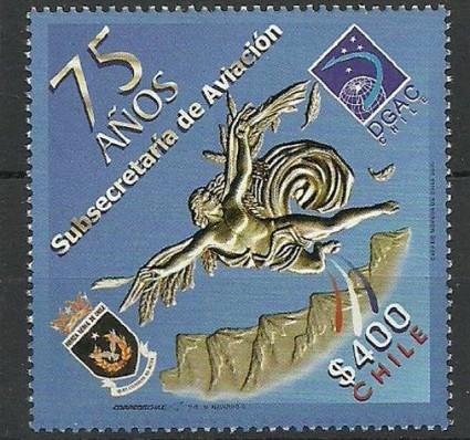 Znaczek Chile 2005 Mi 2127 Czyste **