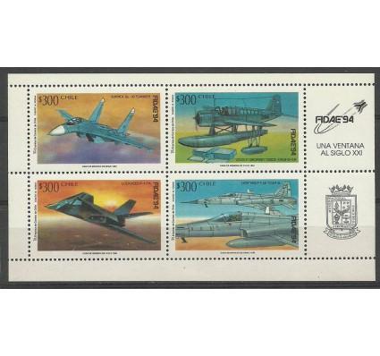 Znaczek Chile 1994 Mi ark 1597-1600 Czyste **