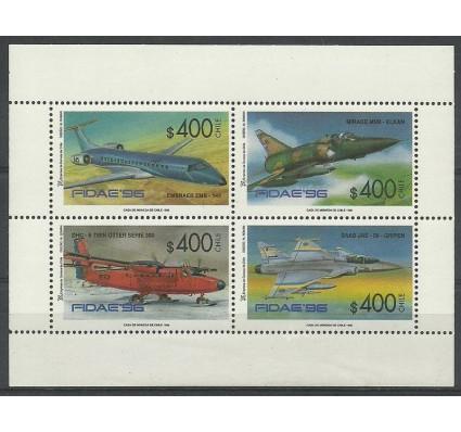 Znaczek Chile 1996 Mi ark 1697-1700 Czyste **