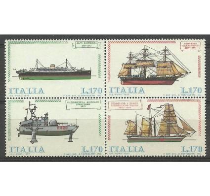 Znaczek Włochy 1977 Mi 1579-1582 Czyste **