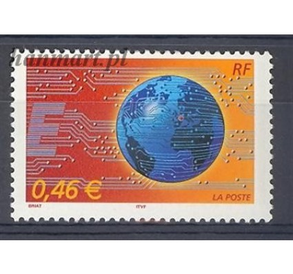 Znaczek Francja 2002 Mi 3670 Czyste **