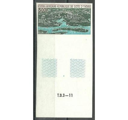 Znaczek Wybrzeże Kości Słoniowej 1971 Mi 386B Czyste **