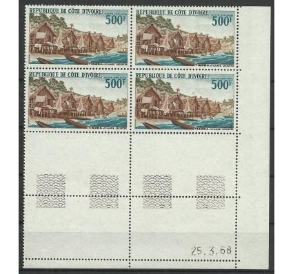 Znaczek Wybrzeże Kości Słoniowej 1968 Mi 333 Czyste **