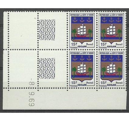 Znaczek Wybrzeże Kości Słoniowej 1969 Mi 349 Czyste **