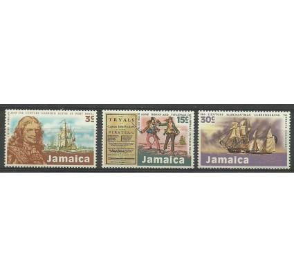 Znaczek Jamajka 1971 Mi 333-335 Czyste **