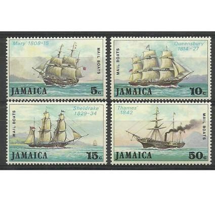 Znaczek Jamajka 1974 Mi 379-382 Czyste **