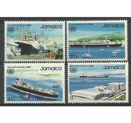 Znaczek Jamajka 1983 Mi 564-567 Czyste **