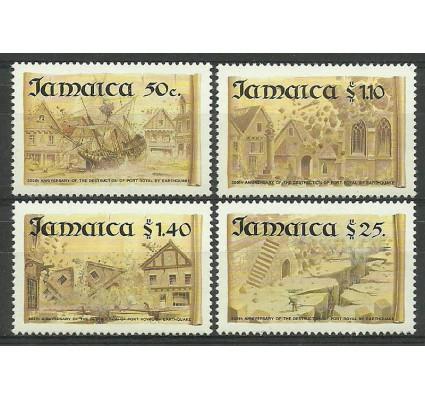 Znaczek Jamajka 1992 Mi 792-795 Czyste **