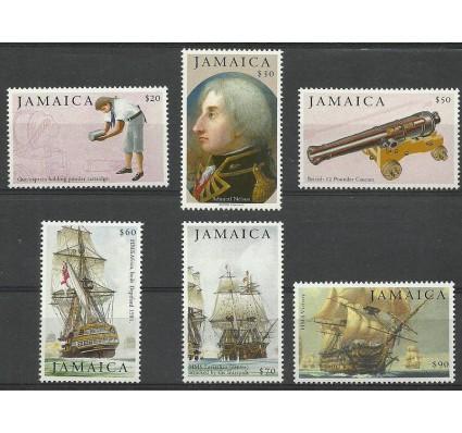 Znaczek Jamajka 2005 Mi 1084-1089 Czyste **
