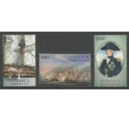 Znaczek Jamajka 2005 Mi 1093-1095 Czyste **