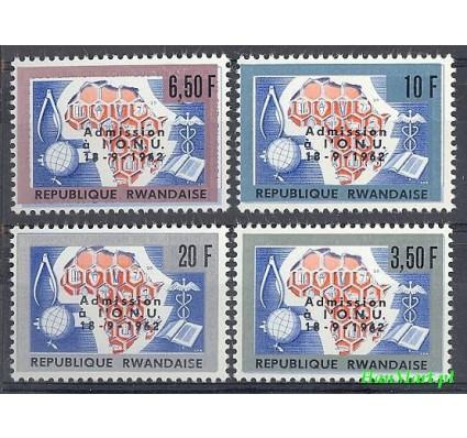 Rwanda 1963 Mi 9-12 Inne