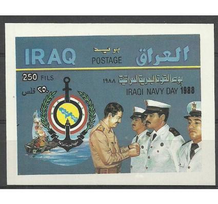Znaczek Irak 1988 Mi bl 57 Czyste **
