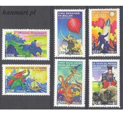 Znaczek Francja 2005 Mi 3942-3947I Czyste **