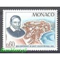 Monako 1976 Mi 1239 Czyste **