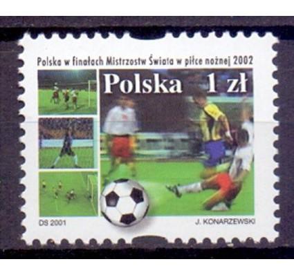 Polska 2001 Mi 3924 Fi 3774 Czyste **