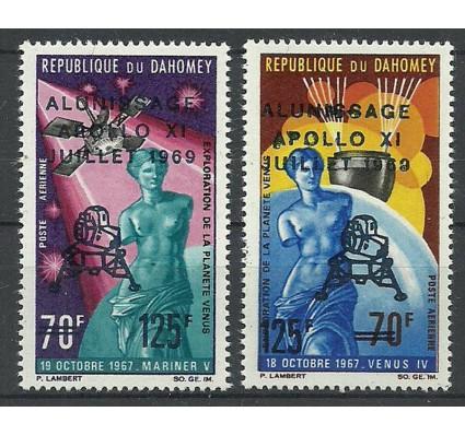 Dahomej 1969 Mi 387-388 Czyste **