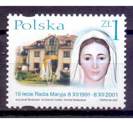 Znaczek Polska 2001 Mi 3948 Fi 3798 Czyste **