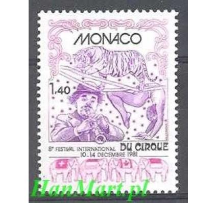 Znaczek Monako 1981 Mi 1499 Czyste **