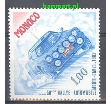 Znaczek Monako 1981 Mi 1501 Czyste **