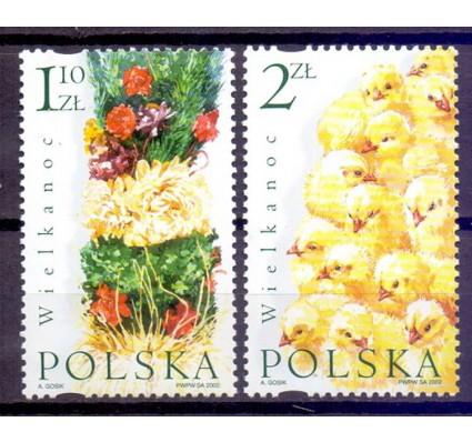 Znaczek Polska 2002 Mi 3958-3959 Fi 3808-3809 Czyste **