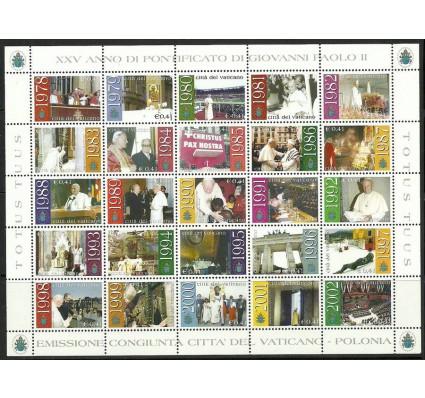 Watykan 2003 Mi ark 1429-1453 Czyste **