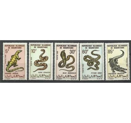 Mauretania 1969 Mi 364-368 Czyste **