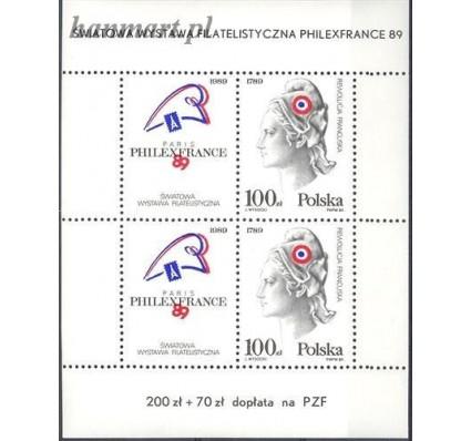 Polska 1989 Mi bl 108I Fi bl 138I Czyste **