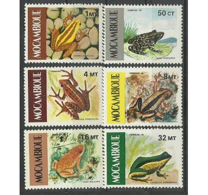 Mozambik 1985 Mi 1029-1034 Czyste **