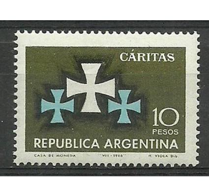 Znaczek Argentyna 1966 Mi 934 Czyste **