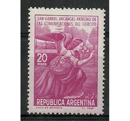 Znaczek Argentyna 1968 Mi 992 Czyste **
