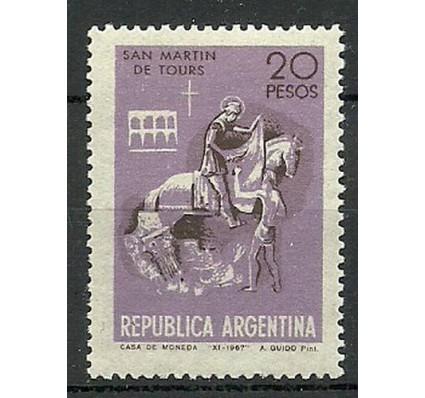 Znaczek Argentyna 1967 Mi 1009 Czyste **