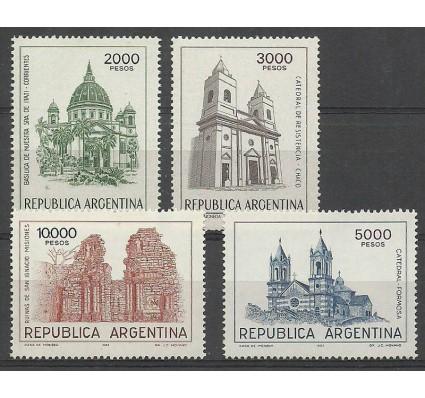 Znaczek Argentyna 1982 Mi 1584-1587 Czyste **