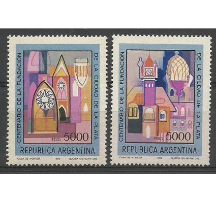 Znaczek Argentyna 1982 Mi 1597-1598 Czyste **