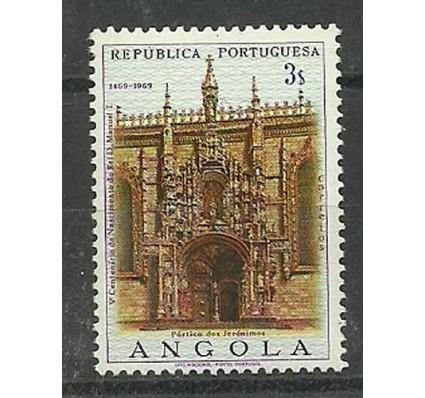 Znaczek Angola 1969 Mi 562 Czyste **