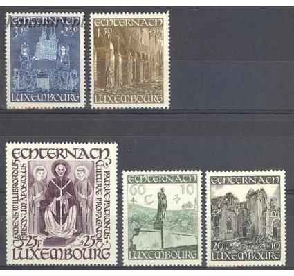 Znaczek Luksemburg 1947 Mi 417-422 Czyste **