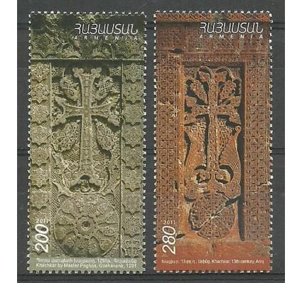 Znaczek Armenia 2011 Mi 783-784 Czyste **