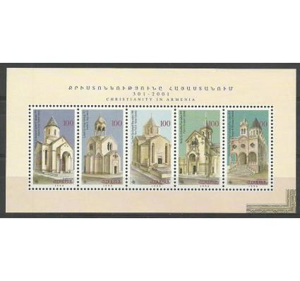 Znaczek Armenia 1998 Mi ark 341-345 Czyste **