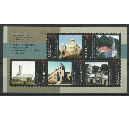 Znaczek Armenia 1999 Mi ark 363-367 Czyste **
